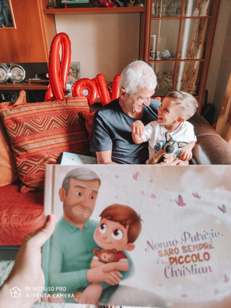 Libro per il nonno